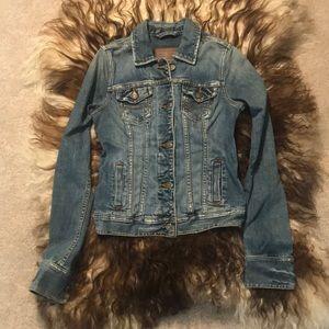 Abercrombie & Fitch Denim Jacket XS